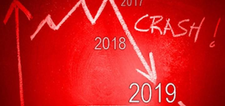 Grootste financiële crisis ooit voorspelt in 2018