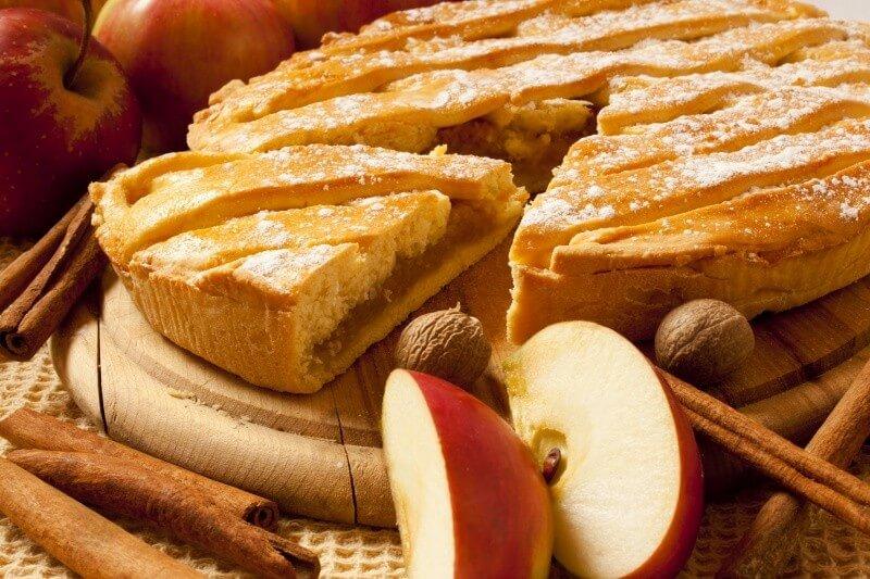De geur van appeltaart helpt niet bij het verkopen van je huis.