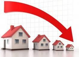 Dalende huizenprijzen door Coronacrisis