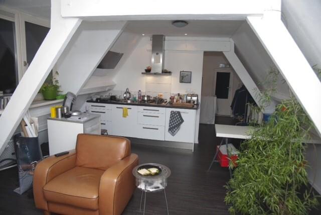 Heuvelstraat 11 studio