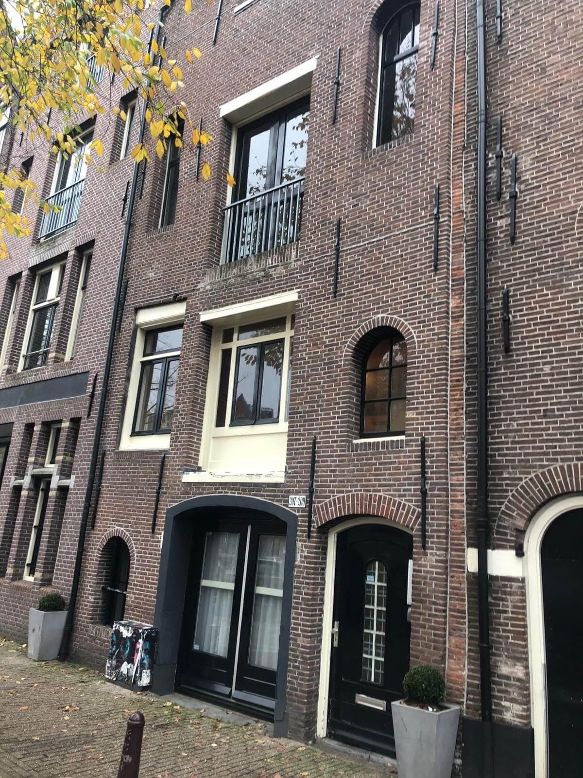 Prinsengracht 209a Amsterdam