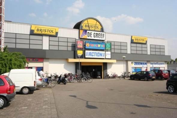 Problemen rond winkelcentrum De Lunet in Breda nog steeds niet opgelost