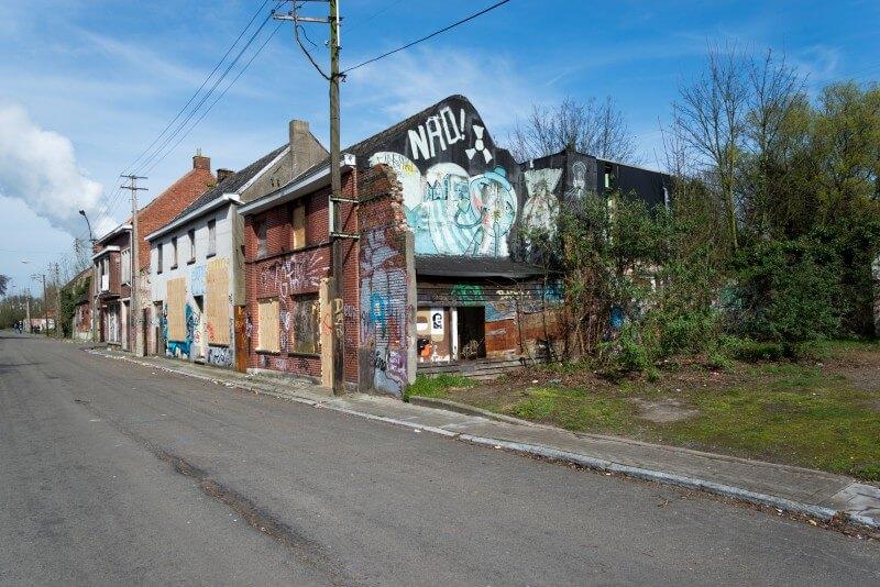 Verlaten #2 Spookstad Doel Belgie